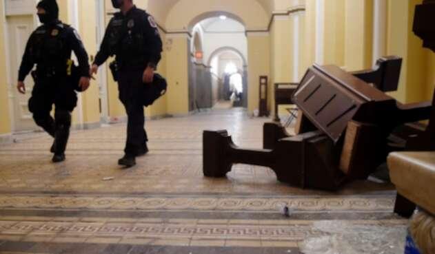 Asalto al Capitolio de EE.UU.