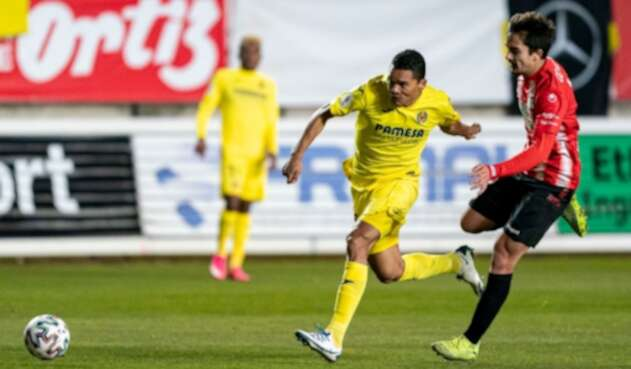 Carlos Bacca - Villarreal