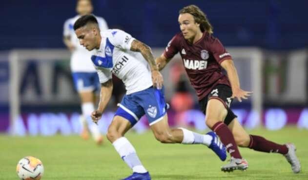 Vélez Sarsfield Vs. Lanus - Copa Sudamericana