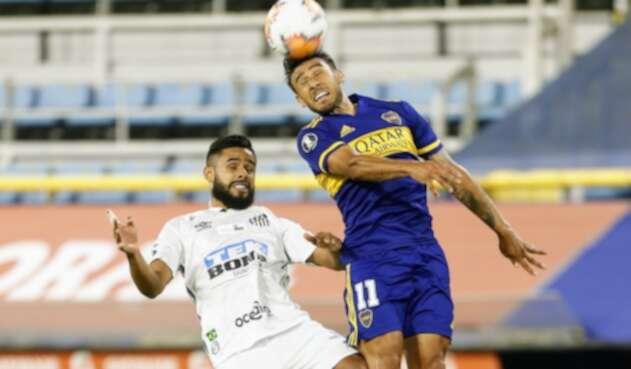 Boca Juniors Vs. Santos - Copa Libertadores