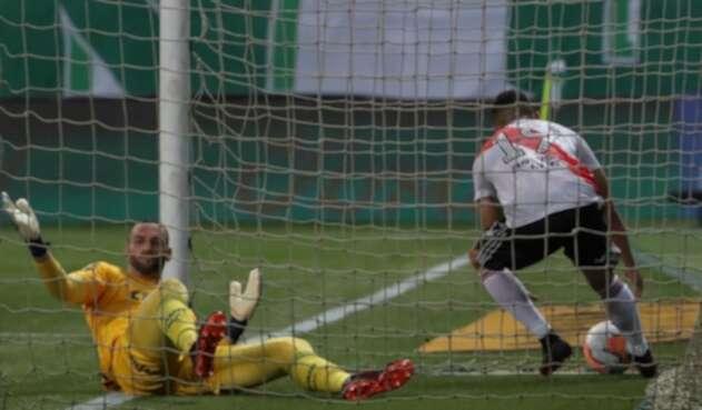 Palmeiras Vs. River Plate - Copa Libertadores