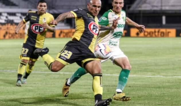 Coquimbo Unido Vs. Defensa y Justicia - Copa Sudamericana