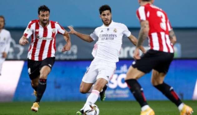 Real Madrid Vs. Athletic de Bilbao