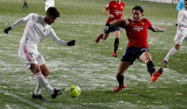 Osasuna Vs. Real Madrid - Liga de España