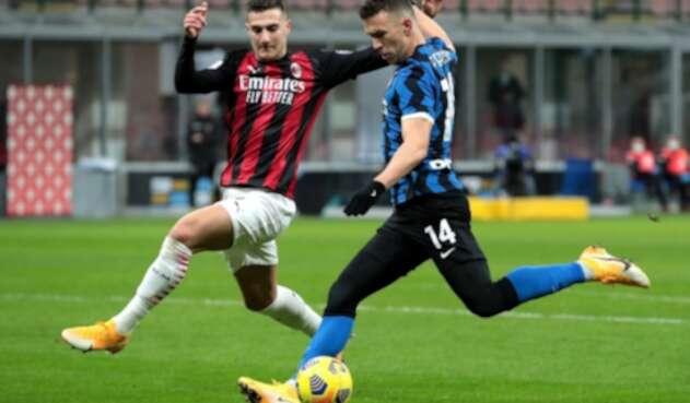 AC Milan Vs. Inter - Copa de Italia - Serie A