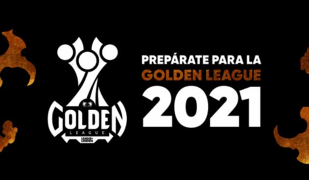 Golden League, liga colombiana de League of Legends