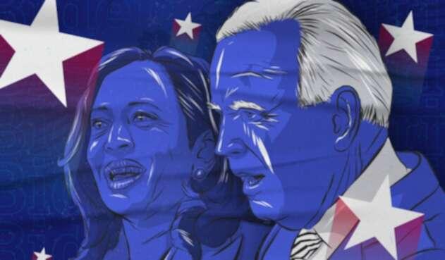 Este 20 de enero asumen el poder Kamala Harris y Joe Biden.