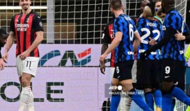 Ibrahimovic vs Lukaku