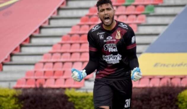 Deportes Tolima - Álvaro Montero