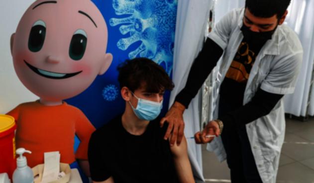 Coronavirus en Israel - vacuna
