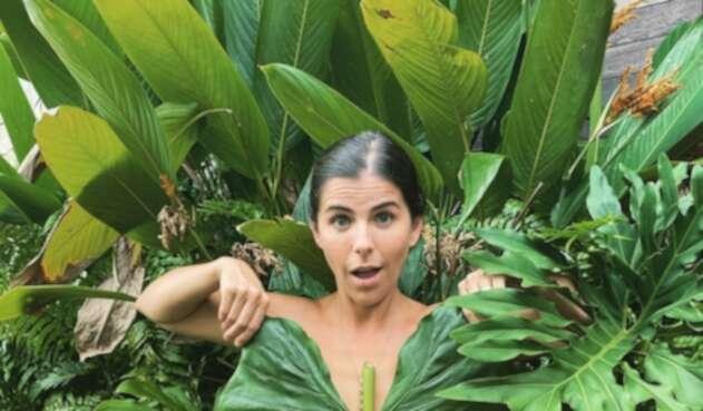 María Fernanda Yepes se casa