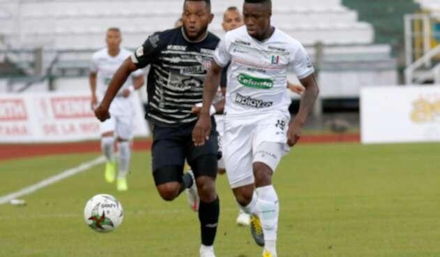 Once Caldas Vs. Junior - Liga BetPlay