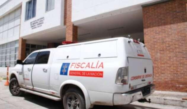 Morgue de medicina Legal Cartagena