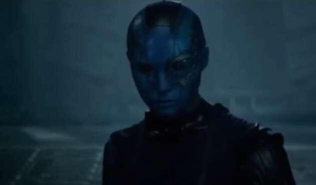 Nébula, personaje de 'Guardianes de la galaxia'