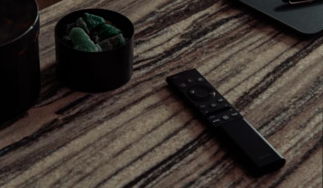 El Eco remote control usa luz solar para funcionar
