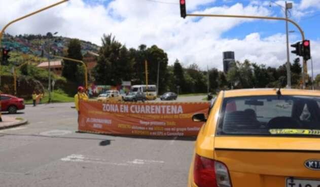 Nueva cuarentena en Bogotá