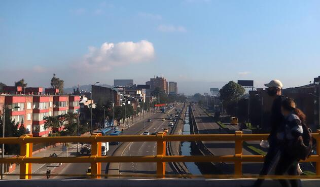 Nueva cuarentena por localidades en Bogotá. Coronavirus en Engativá.