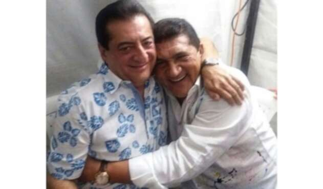 Jorge Oñate y Poncho Zuleta