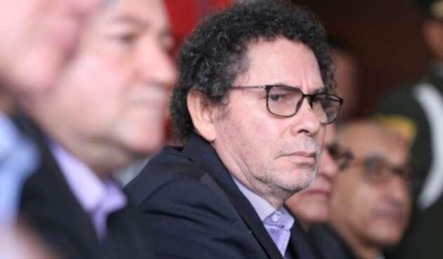 Pastor Alape, exguerrillero de las Farc