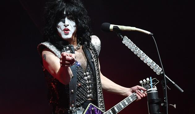 Paul Stanley, vocalista de KISS,