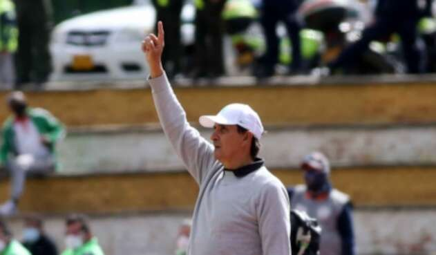 Alexandre Guimaraes - Nacional 2021
