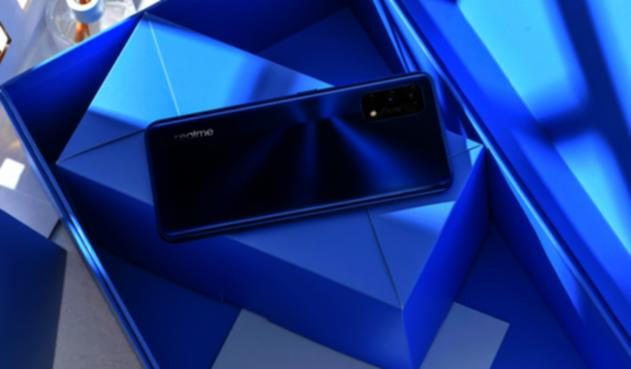 Smartphone gama medida Realme 7 pro