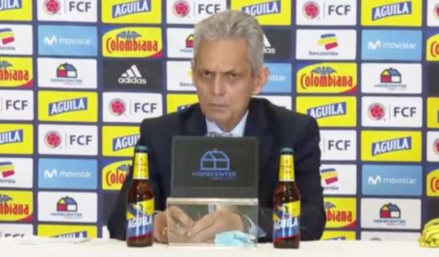 Presentación Reinaldo Rueda