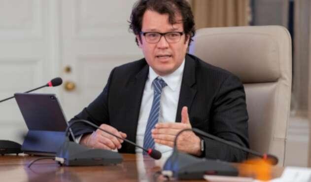 Consejero para la Transformación Económica y Digital, Víctor Muñoz