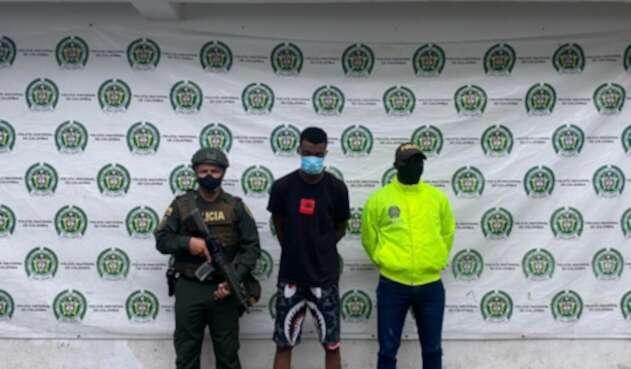 'Alias 'Yuca' supuestamente componía canciones para promover la organización criminal Oliver Sinisterra