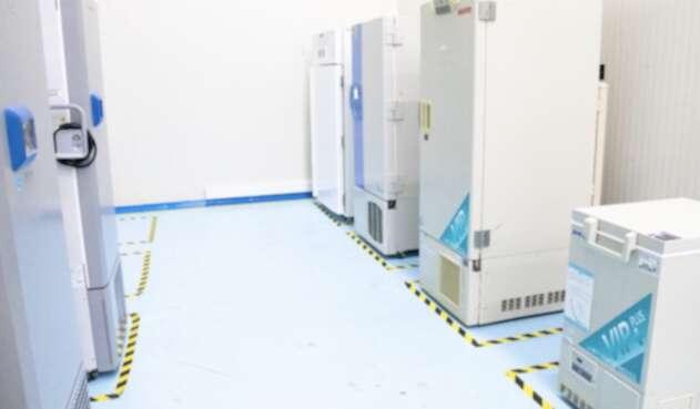 Ultracongeladores para vacunas contra la covid-19