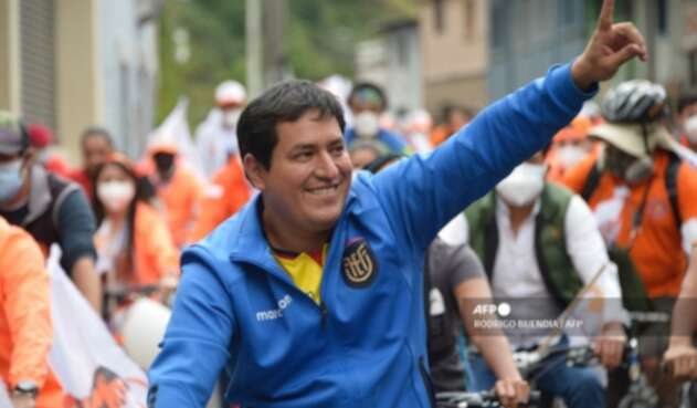 Elecciones en Ecuador - Andres Arauz