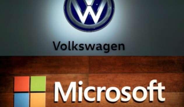 Volkswagen y Microsoft