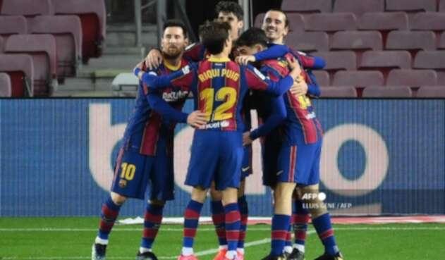 FC Barcelona 2021
