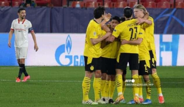 Borussia Dortmund 2021 vs Sevilla