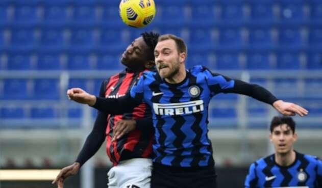 Inter versus AC Milán en Serie A