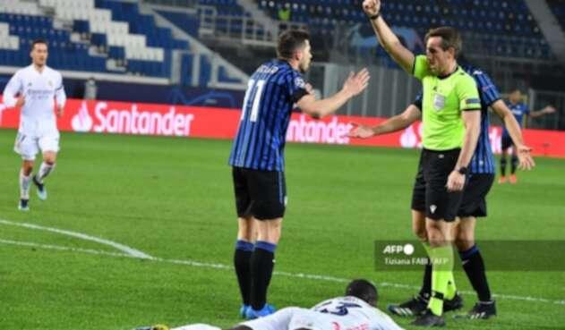 Atalanta vs Real Madrid - Champions
