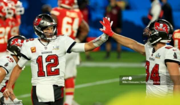 Tom Brady - Tampa Bay
