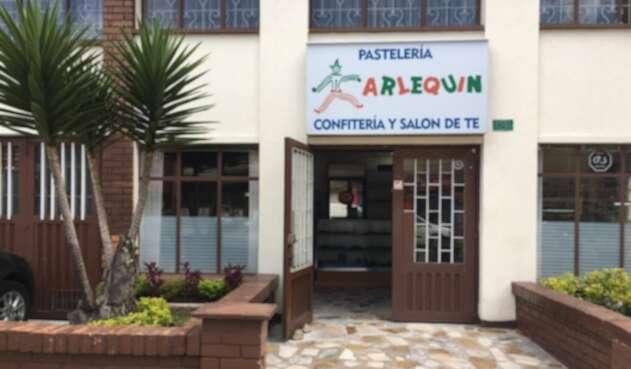 Pastelería Arlequín