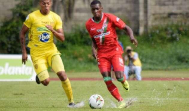 Yeferson Paz, futbolista colombiano