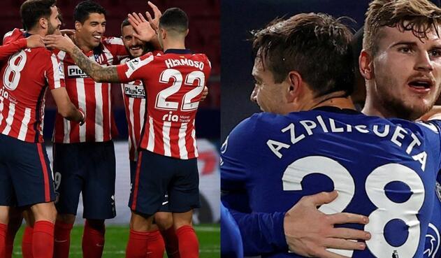 Atlético vs Chelsea - Mozzart Bet