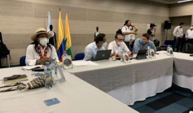 Audiencia pública de la Comisión de Paz del Congreso en Buenaventura