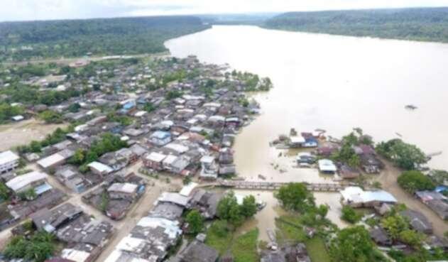 Alto Baudó, Chocó.