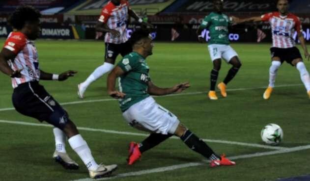 Junior Vs. Deportivo Cali - Liga BetPlay