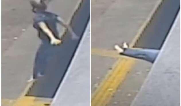 Mujer se lanza desde primer piso intentando huir de violación
