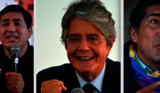 Candidatos a la presidencia de Ecuador 2021