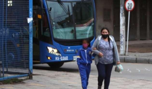 Este 15 de febrero regresan los niños a los colegios públicos de Bogotá