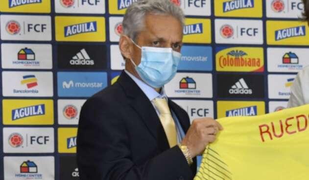 Reinaldo Rueda, Selección Colombia