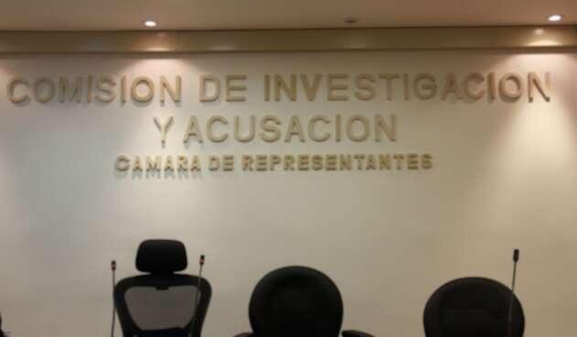 Comisión de Acusación de la Cámara