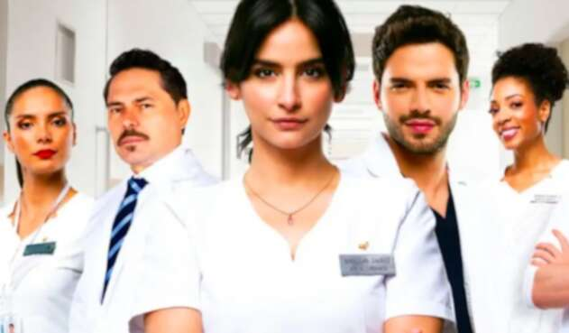 Enfermeras del Canal RCN