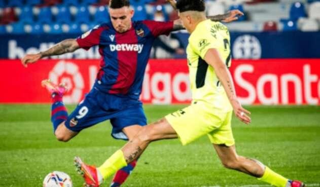 Levante Vs. Atlético de Madrid - Liga de España